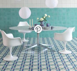 Har du modet til at putte fliser på både gulv og væg?...