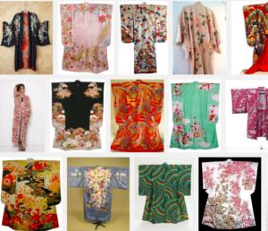 """En hurtig google-søgning på """"vintage kimono""""...."""