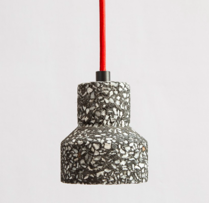 Fantastisk smuk lampe fra www.casaceramica.co.uk