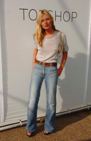 Kate Moss er en af de mest anvendte muser nogensinde og flere brands vælger at anvende hende enten som co-designer eller som ambassadør og ansigt udadtil.