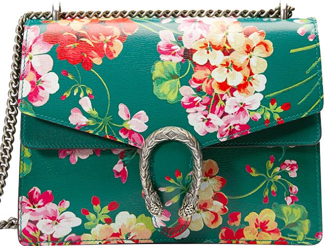 Guccis brug af blomsterprint har overtalt de fleste skeptikere!