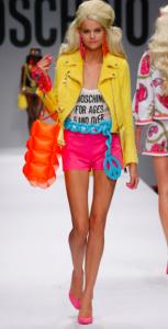 Moscinos fortolkning af Barbie-stilen